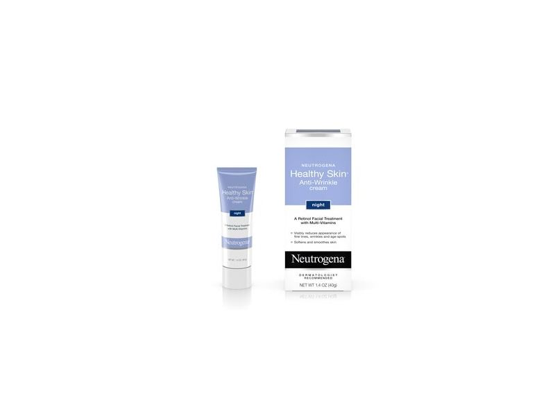 Neutrogena Healthy Skin Retinol Night Cream Vitamin E