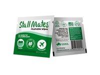 Stall Mates Flushable Wipes, 30 wipes - Image 3