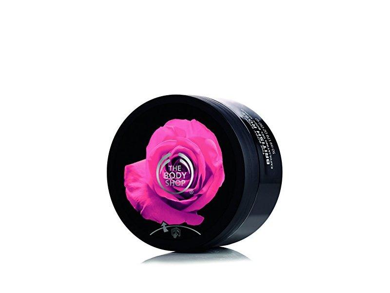 The Body Shop British Rose Exfoliating Gel Body Scrub, 8.9 oz.