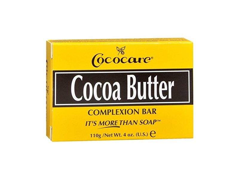 Cococare Cocoa Butter Complexion Bar, 4 oz (Pack of 3)