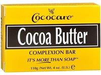 Cococare Cocoa Butter Complexion Bar, 4 oz (Pack of 3) - Image 2