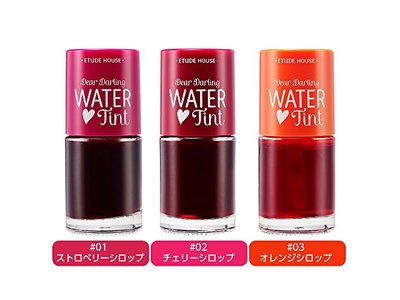 Etude House Dear Darling Water Tint, #Strawberry ade, 10 g - Image 3