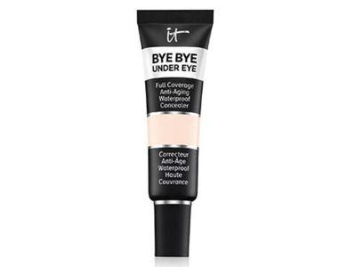 It Cosmetics Bye Bye Under Eye Full Coverage Anti-Aging Waterproof Concealer, Light Fair, 0.40 fl oz