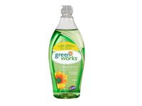 Green Works Natural Dishwashing Liquid - Original, 22 fl oz - Image 2