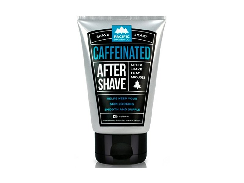 Pacific Shaving Co Caffeinated After Shave, 3 oz