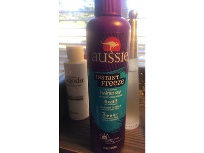 Aussie Instant Freeze Hair Spray Non-Aerosol Maximum Hold, 8.5 oz - Image 3