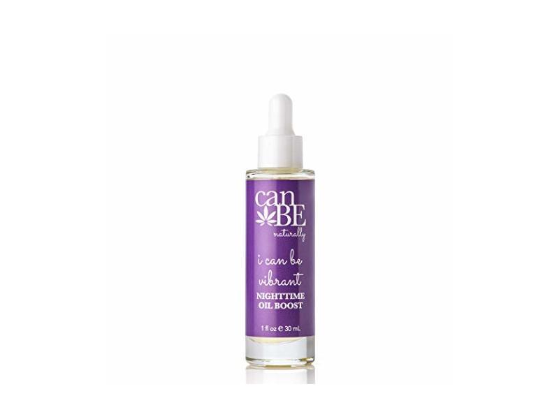 canBE Nighttime Oil Boost, Facial Oil Serum, 1 fl oz