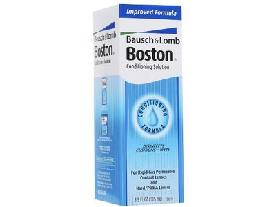 Bausch & Lomb Boston Conditioning Solution, Pack of 12 - Image 1