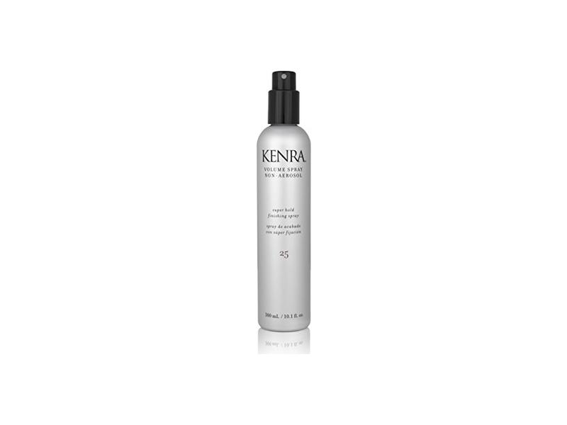 Kenra Volume Spray 25 Non-Aerosol Super Hold Finishing Spray, 1.96 fl oz