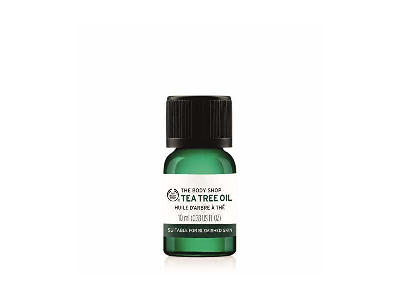 The Body Shop Tea Tree Oil, 0.33 fl oz/10 mL