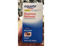 Equate Original Redness Reliever Sterile Eye Drops .5 Fl Oz - Image 3