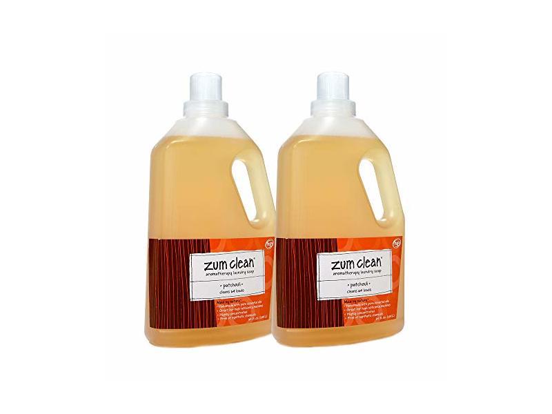 Indigo Wild Zum Clean Laundry Soap, Patchouli, 64 Fl. Oz.