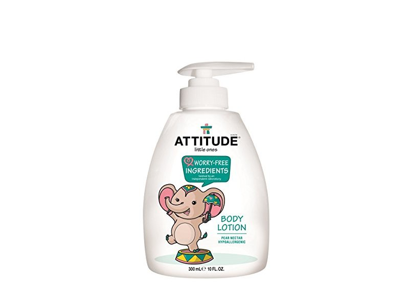 Attitude Body Lotion - Pear Nectar, 10 Fluid Ounce