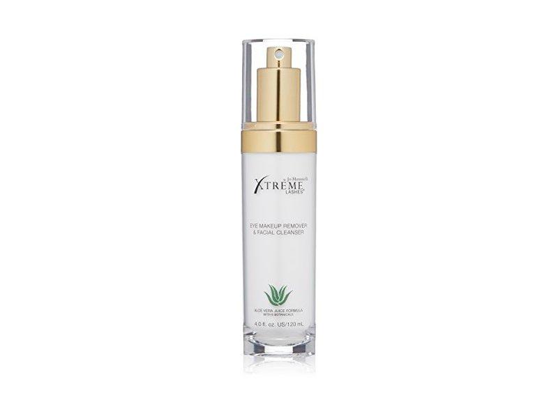 Xtreme Lashes Eye Makeup Remover & Facial Cleanser, 4 fl oz