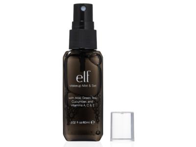 e.l.f. Makeup Mist and Set, Clear, 2.02 Ounce