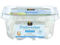 365 Everyday Value, Dishwasher Detergent Packs, Unscented, 20 ct - Image 2