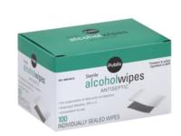 Publix Sterile Alcohol Wipes, 100 count - Image 2