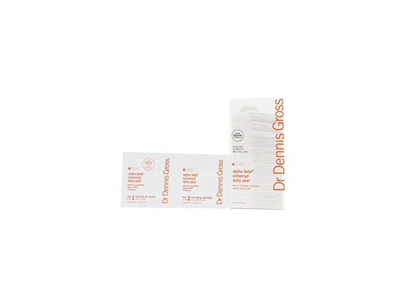 Dr. Dennis Gross Skincare Alpha-Beta Universal Daily Peel, 30 packets