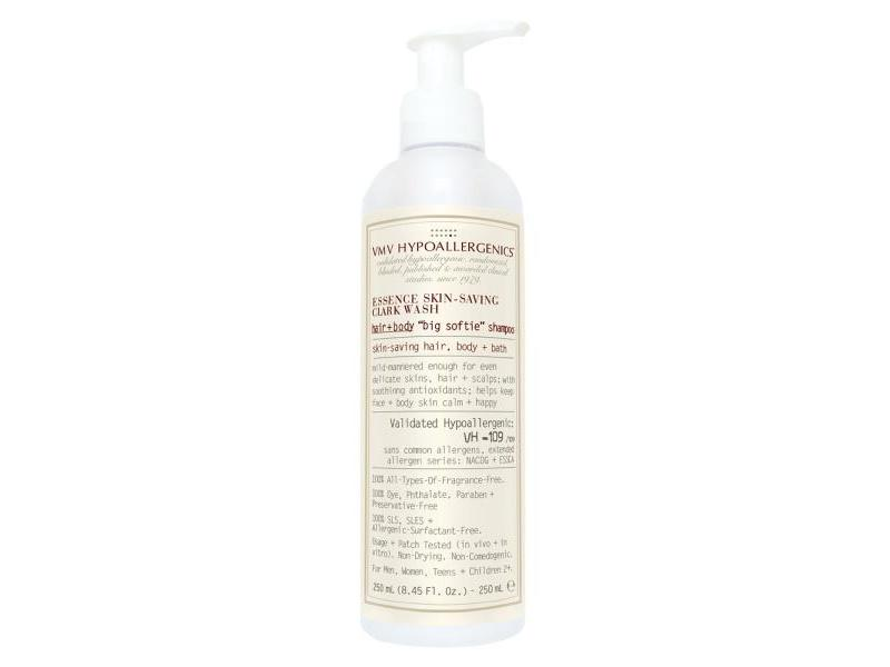 VMV Hypoallergenics Essence Skin-Saving Clark Wash: Hair + Body
