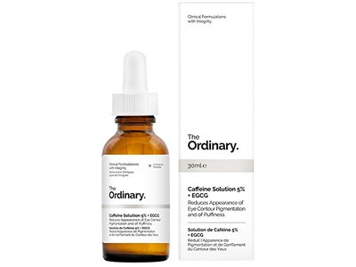 The Ordinary Caffeine solution 5% EYES Contour, Puffiness, 30 ml