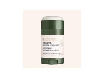 Biossance Squalane + Bamboo Deodorant, 1.7 oz - Image 1