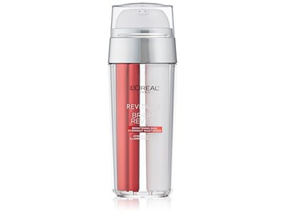 L'Oreal Paris Revitalift Bright Reveal Dual Overnight Moisturizer, 1 Ounce