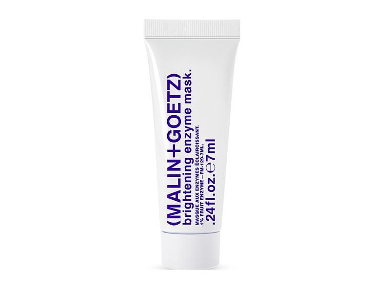 Malin + Goetz Brightening Enzyme Mask, 0.24 fl oz / 7 ml
