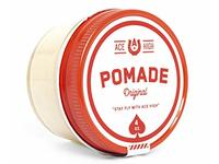 Ace High Pomade, Strong Hold, Natural Shine, Water Based, Hand Crafted, 4oz - Image 2