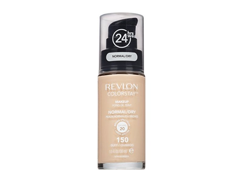 Revlon ColorStay Makeup For Normal/Dry Skin, Buff, 1.0 fl oz