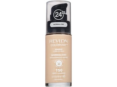 Revlon ColorStay Makeup For Normal/Dry Skin, Buff, 1.0 fl oz