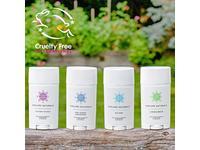 Explore Naturals Natural Deodorant, Coconut Delight, 2.5 oz - Image 10