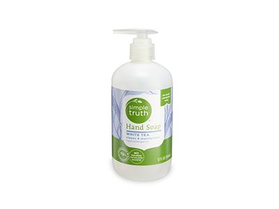 Simple Truth Hand Soap, White Tea, 12 fl oz