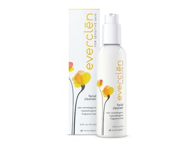 Home Health everclen Facial Cleanser, 5.8 fl oz (2 Pack)