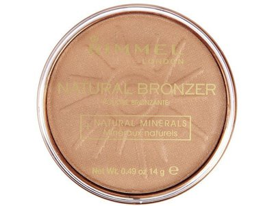 Rimmel London Natural Bronzer, Sun Dance, .49 oz