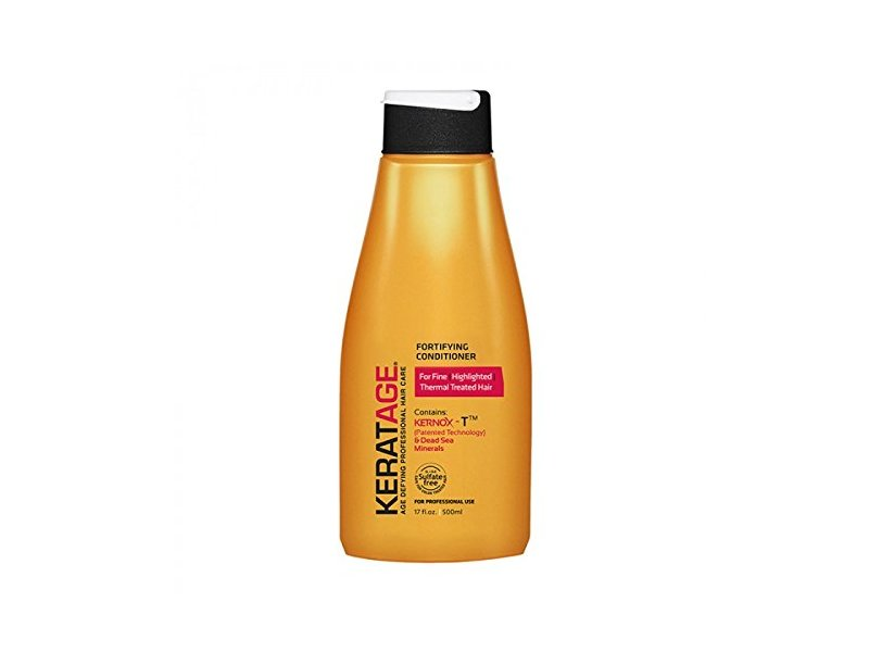 Keratage Fortifying Conditioner, 17 oz