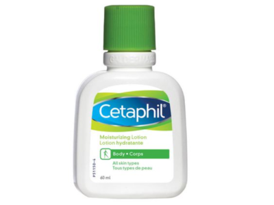 Cetaphil Moisturizing Lotion, Body, 60 mL