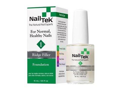 Nail Tek Foundation 1 Ridge Filler, 0.5 fl oz