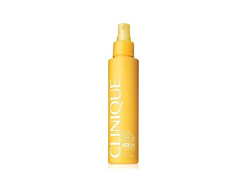 Clinique Broad Spectrum SPF 30 Sunscreen Virtu-Oil Body Mist, 4.9 fl oz