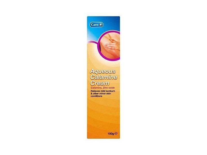 Care+ Aqueous Calamine Cream, 100 g