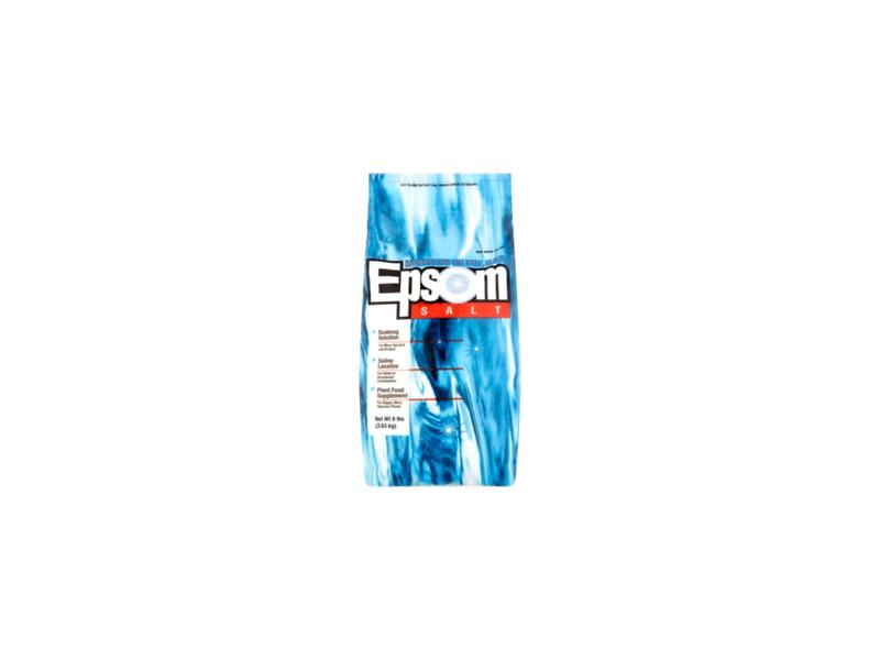 Epsom Magnesium Sulfate U.S.P. Salt, 8 lbs