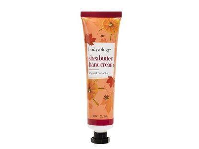 Bodycology Shea Butter Hand Cream, Spiced Pumpkin, 2 oz