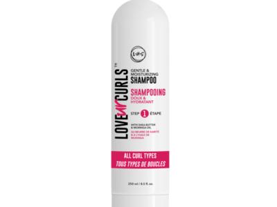 LUS Love Ur Curls Sulfate-Free Shampoo, 8.5 fl oz
