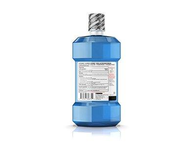 Listerine Fluoride Defense Anticavity Mouthwash, Mint Shield, 1.0 L - Image 3