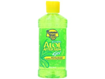 Banana Boat Soothing Aloe After Sun Gel, 8 oz