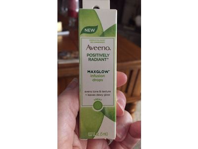 Aveeno® Positively Radiant® Maxglow™ Infusion Drops - Image 3