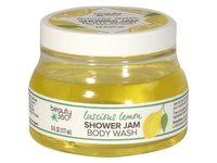 Beauty 360 Luscious Lemon or Strawberry Shower Jam Body Wash - Image 2