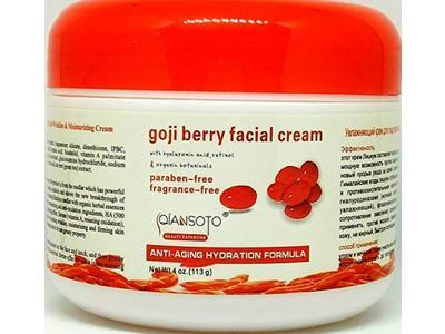 Qiansoto Goji Berry Anti-Aging Facial Cream, 4 oz