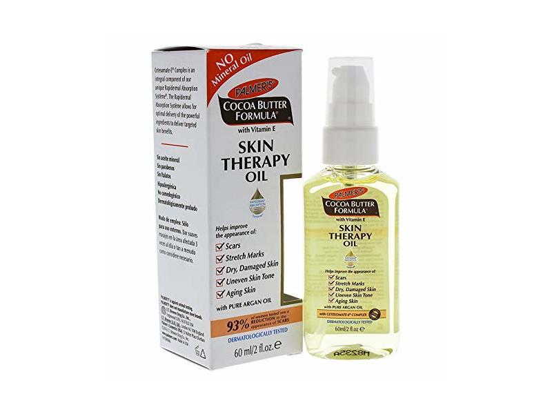 Palmer's Cocoa Butter Formula with Vitamin E, Skin Therapy Oil, 2 Ounce