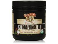 Barlean's Organic Virgin Coconut Oil, 16 Fl Oz Jar - Image 2