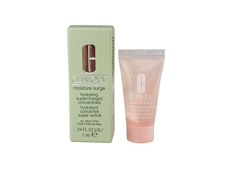 Clinique Moisture Surge Hydrating Supercharged Concentrate Face Serum, Travel Size .24oz